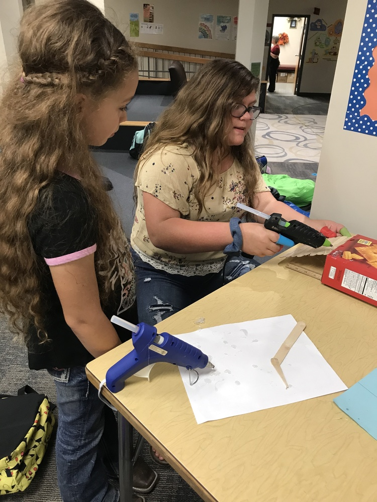 Students Gain Valuable Skills through Makerspace