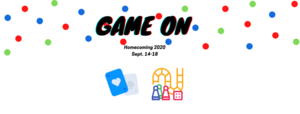 "​""Game On"" Homecoming 2020"