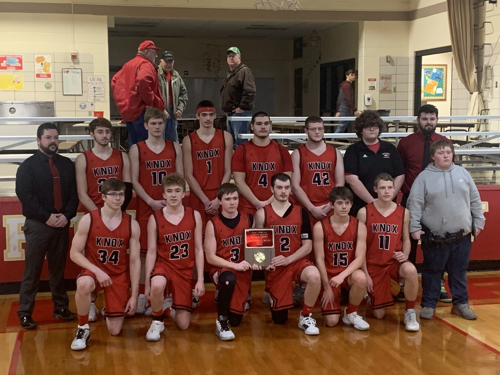 1st place North Shelby Tournament